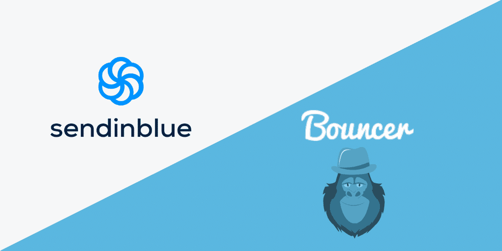 Sendinblue integration – now you can also verify in blue!